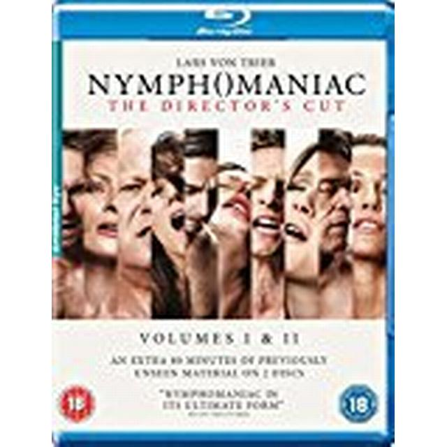 Nymphomaniac Volumes I & II Directors Cut [Blu-ray]